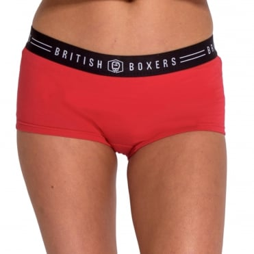 Hipster Brief - Cardinal Red
