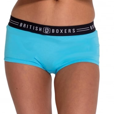 Hipster Brief - Jewel Turquoise
