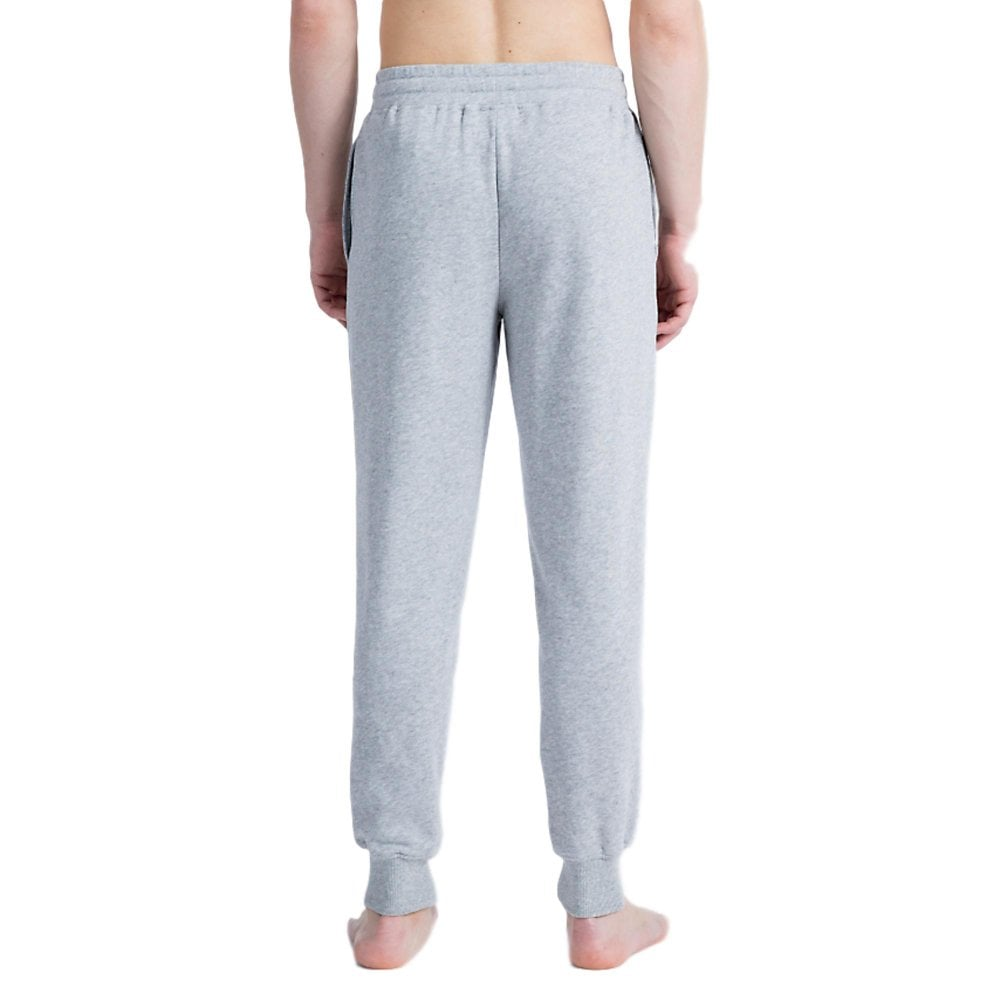 7f8c0d0491ebdb Calvin Klein Mens Bold Accents Lounge Jogger - Grey Heather ...