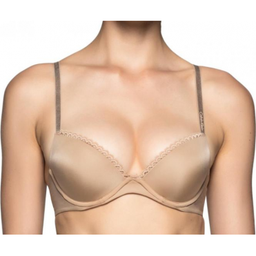 Seductive Comfort Customized Lift Bra - Dune