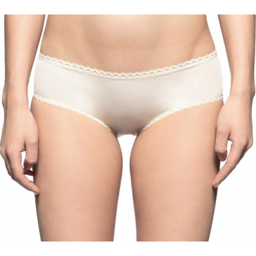 Seductive Comfort Hipster Brief - Ivory