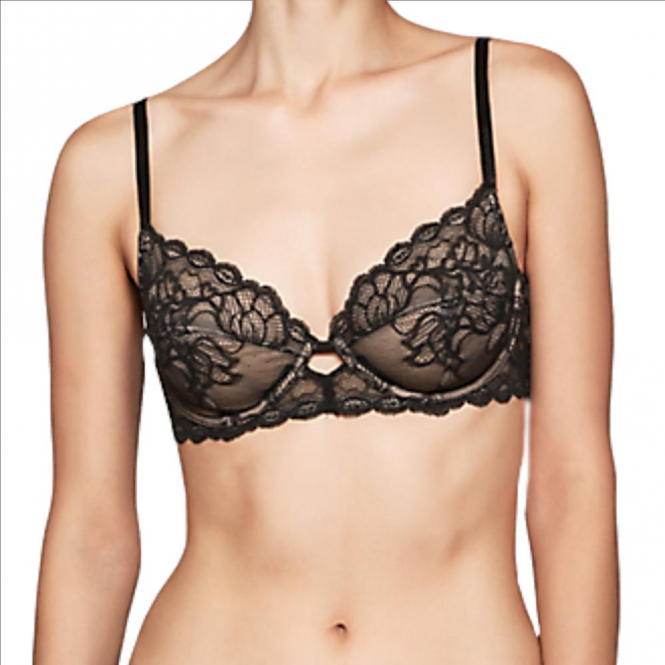 Calvin Klein Seductive Comfort Unlined Full Coverage Lace Bra