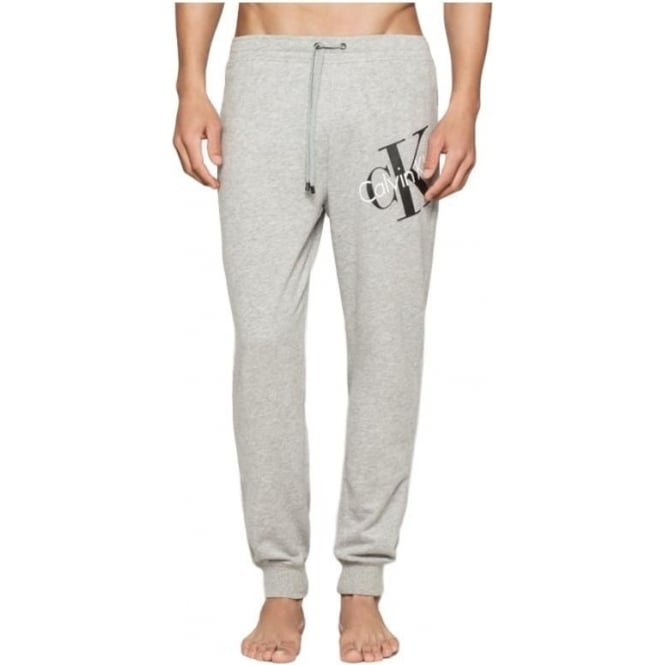 Calvin Klein Sweatpants Loungewear Jogger - Grey