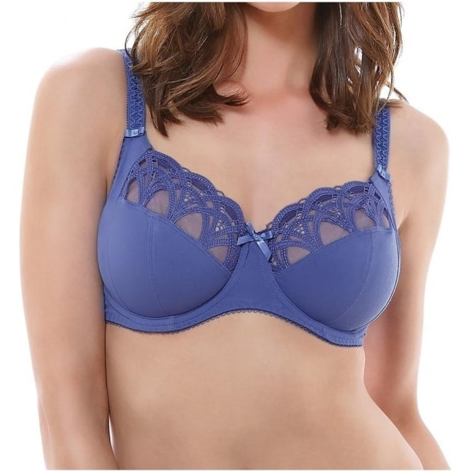 Fantasie Alex Underwired Bra With Side Support Violet