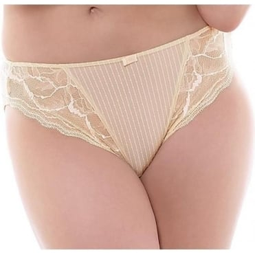 Zoe Brief Soft Beige