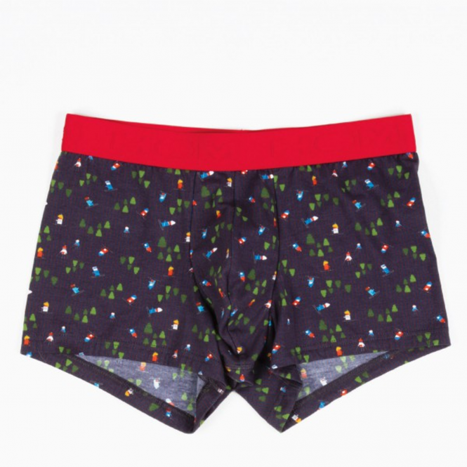 HOM Christmas Geek Boxer Brief