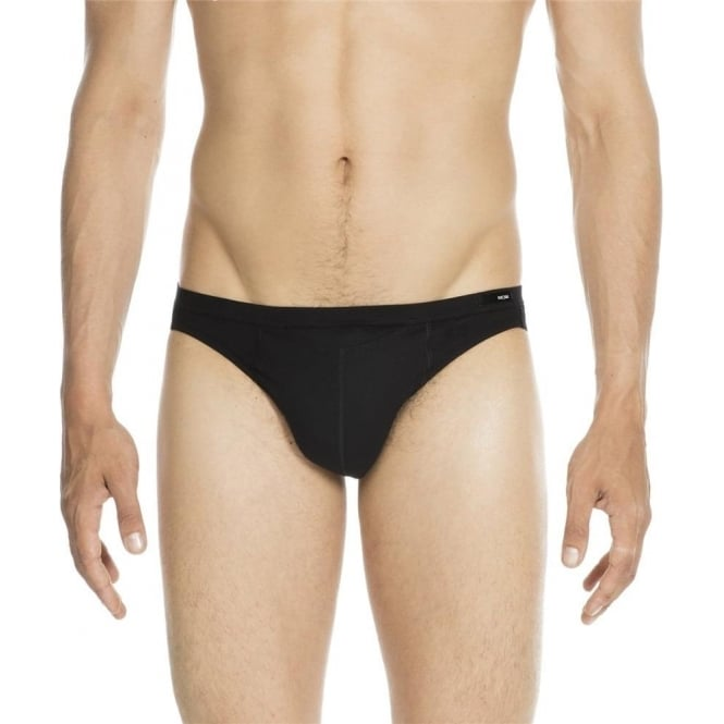 HOM HO1 Comfort Micro Brief - Black