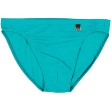 Marina Micro Swim Brief - Green