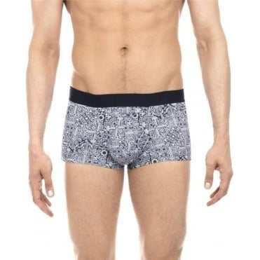 Marseille HO1 Boxer Brief - Navy