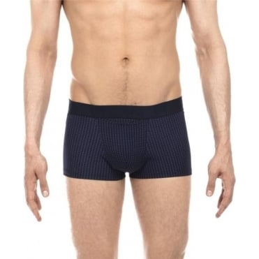 Necktie HO1 Boxer Brief - Navy