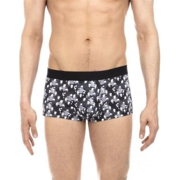 People Boxer Trunk - Black