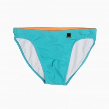 Splash Micro Swim Brief - Turquoise