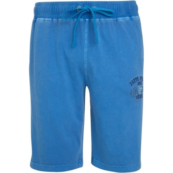 Jockey Bermuda Knit Lounge Short South Africa Blue