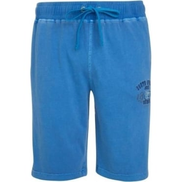 Bermuda Knit Lounge Short South Africa Blue