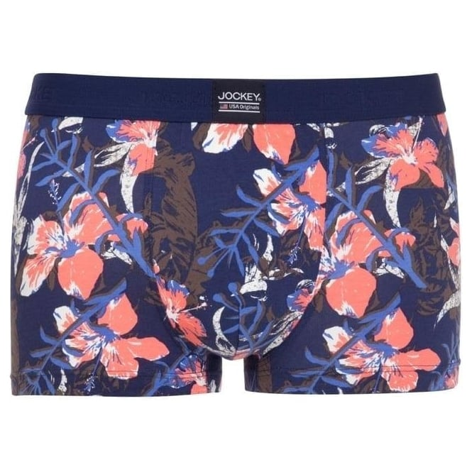 Jockey Floral Print Short Trunk