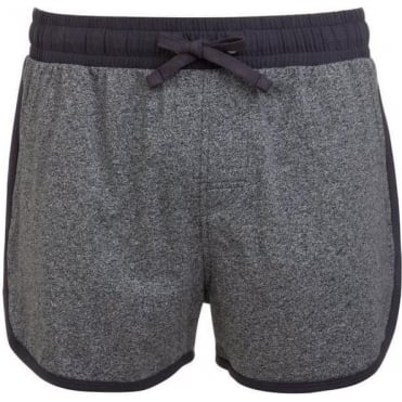 Knitted Cotton Shorts