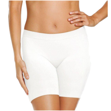 Skimmies Slipshort - White