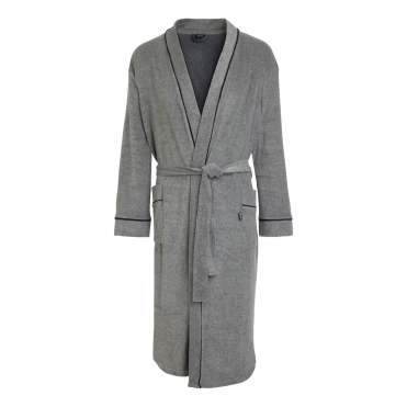 Terry Bathrobe Grey