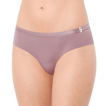 Serenity Hipster Brief - Foggy Mauve