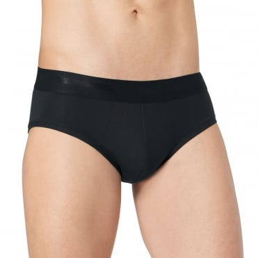 Simplicity Retro Brief - Black