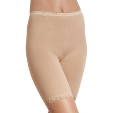 Basic Long Brief Nude