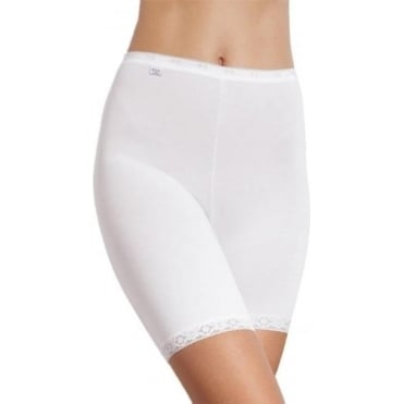 Basic Long Brief White