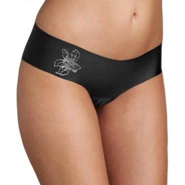 Light Hipster Brief Black