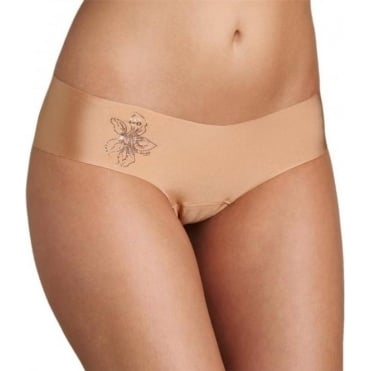 Light Hipster Brief Nude