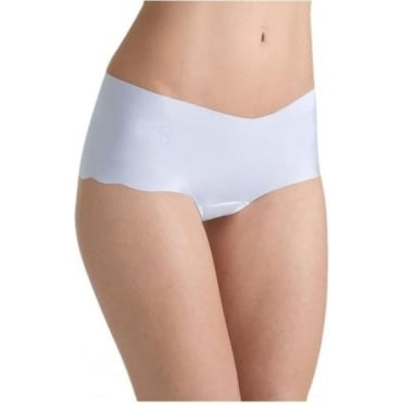 Light Short Brief White