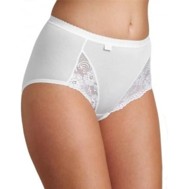 Romance Maxi Brief White