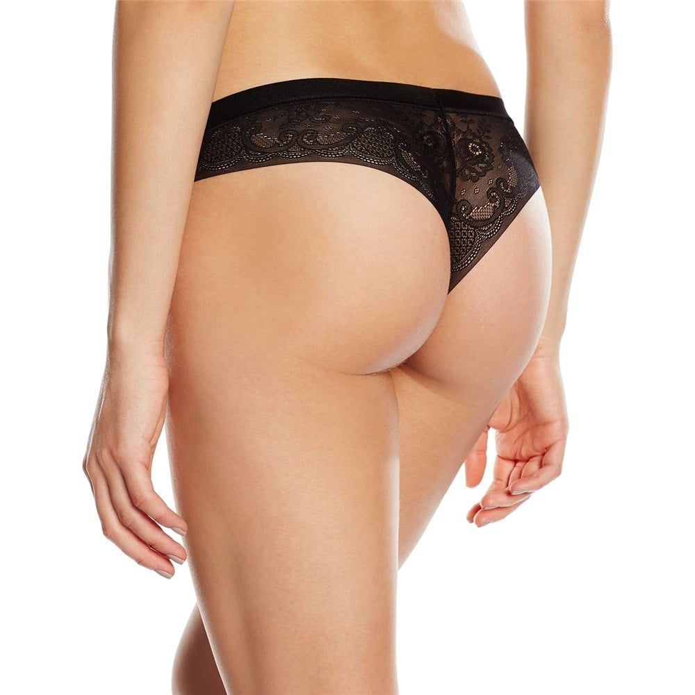 Touch It Trend Brazil Panty Black