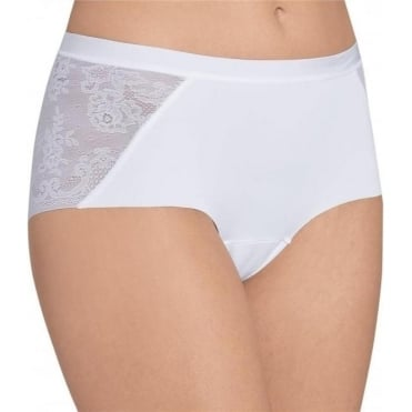 Touch It Trend Short White