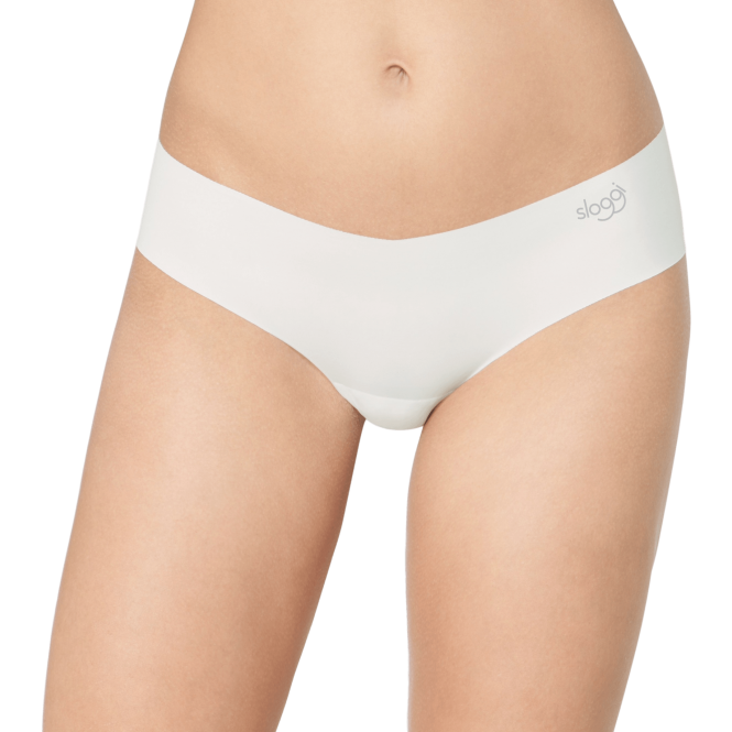 Sloggi ZERO Microfiber Hipster Brief - Silk White (Cream)