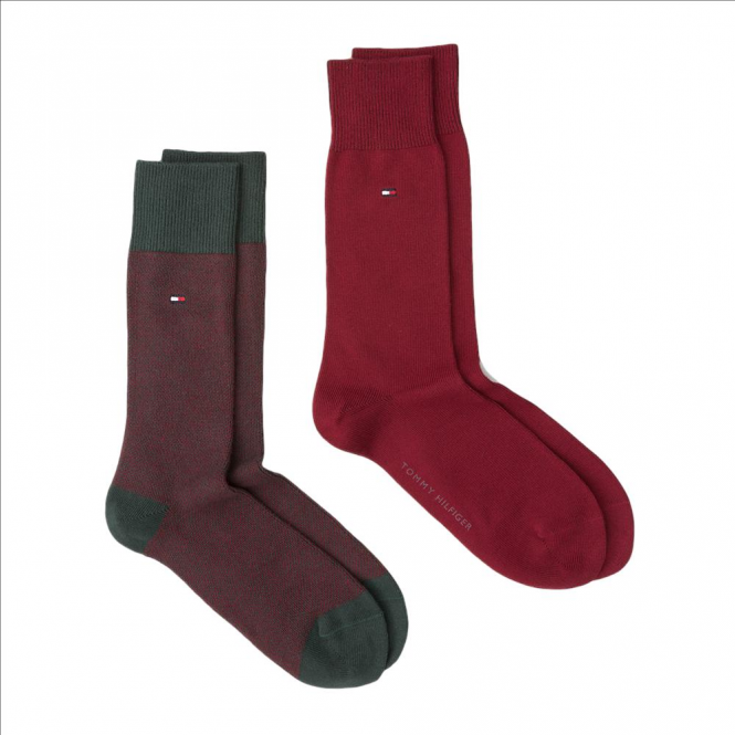 Tommy Hilfiger Birdeye Socks 2-Pack Music