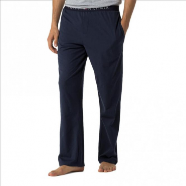 Cotton Icon Long Pant - Navy