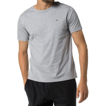 Cotton Icon Short Sleeve T-Shirt - Grey