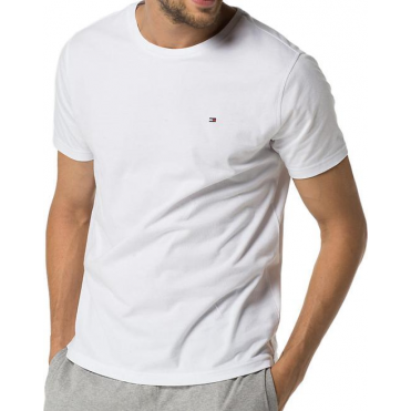Cotton Icon Short Sleeve T-Shirt - White