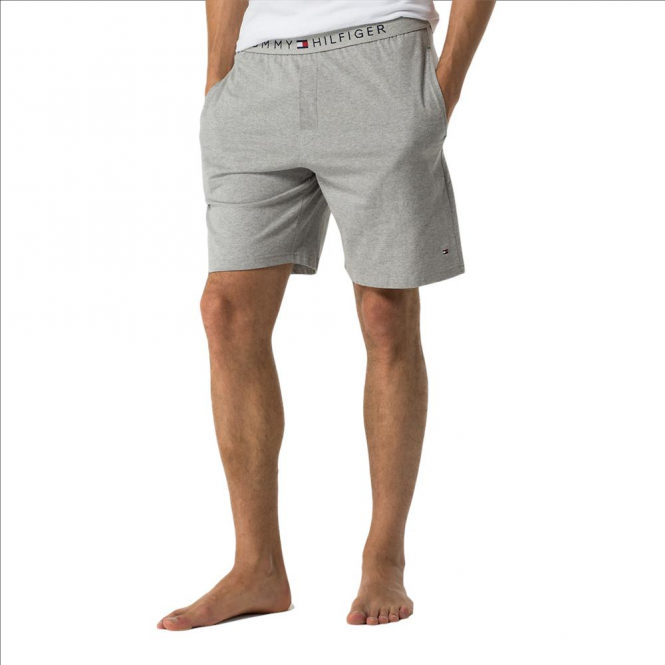 Tommy Hilfiger Cotton Icon Shorts - Grey