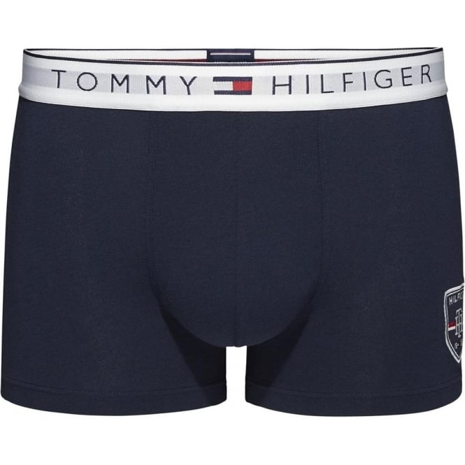 Tommy Hilfiger Heritage Cotton Stretch Trunk - Navy