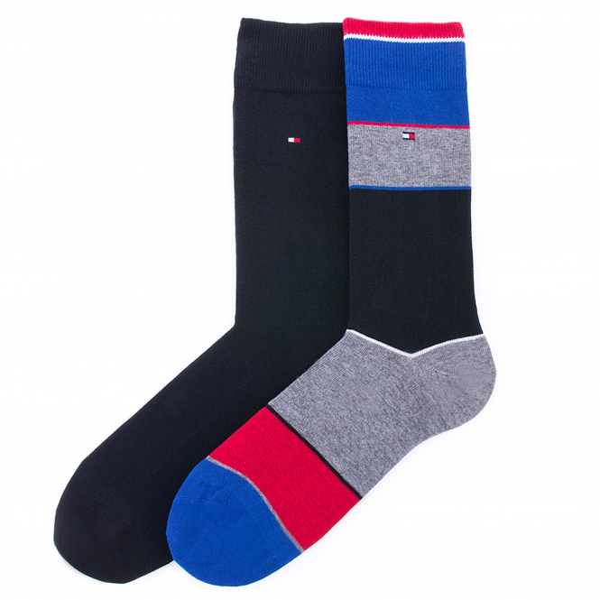 Tommy Hilfiger Socks 2-Pack - Film