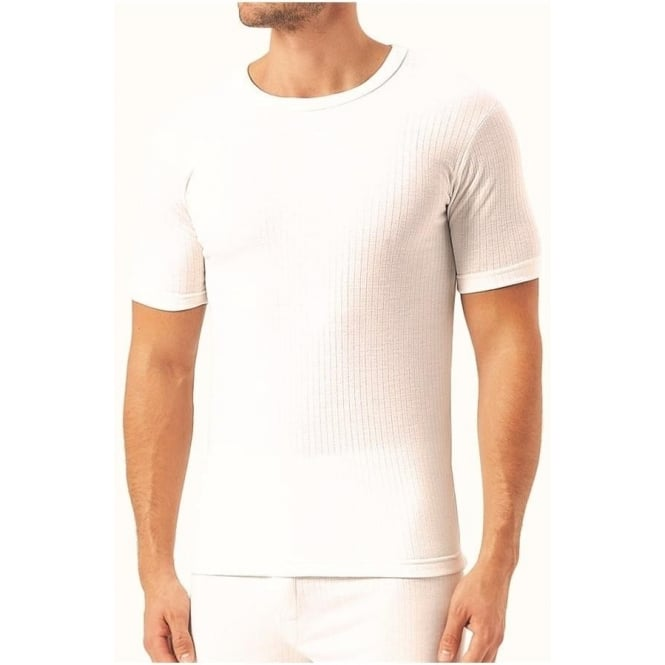 Wolsey Thermal T-Shirt 2 Pack Natural